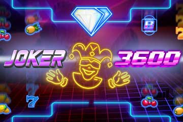 Joker 3600 slot free play demo