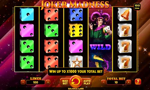 Joker Madness slot