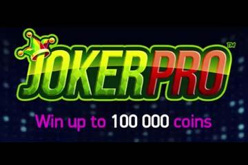 Joker Pro slot free play demo