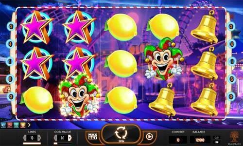 Jokerizer Videoslot Screenshot