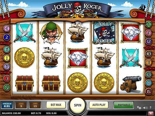 Jolly Roger slot free play demo