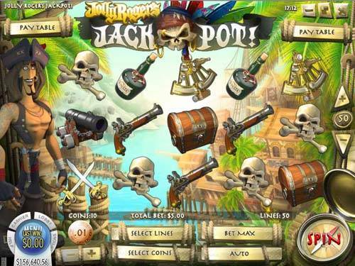 Jolly Rogers Jackpot slot
