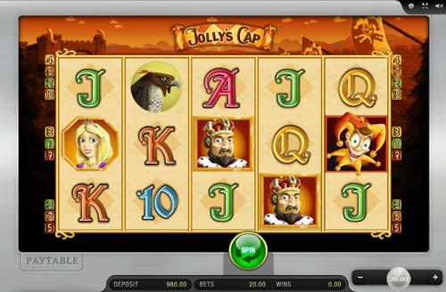 Jollys Cap Videoslot Screenshot