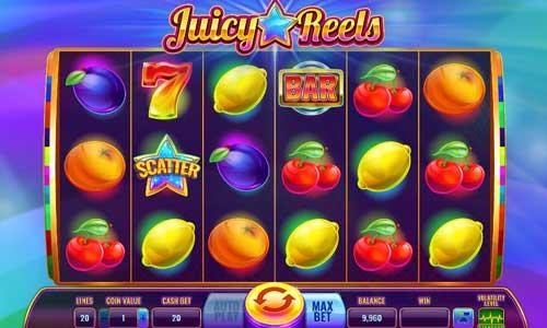 Juicy Reels Videoslot Screenshot