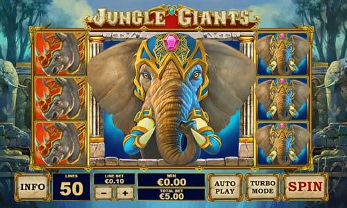 Jungle Giants slot