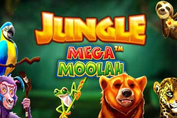Jungle Mega Moolah slot free play demo