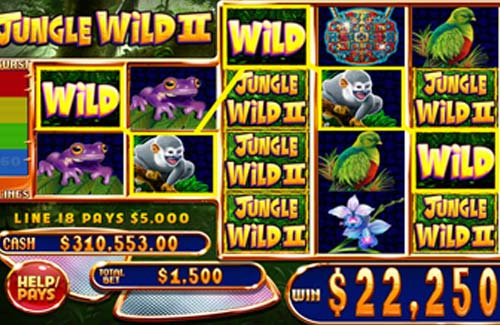 Jungle Wild 2 slot
