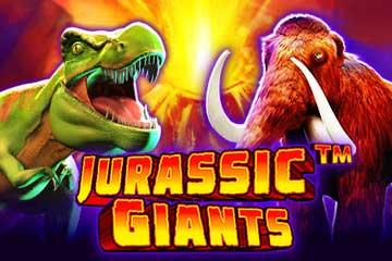 Jurassic Giants logo
