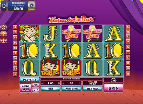 free slot star games