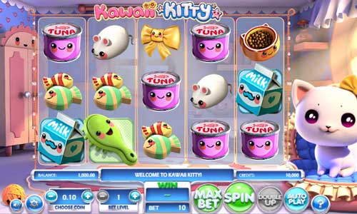 Kawaii Kitty Slot Machine Online ᐈ BetSoft™ Casino Slots