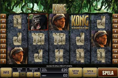 King Kong slot free play demo