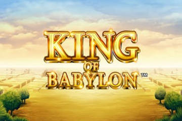 King of Babylon slot free play demo