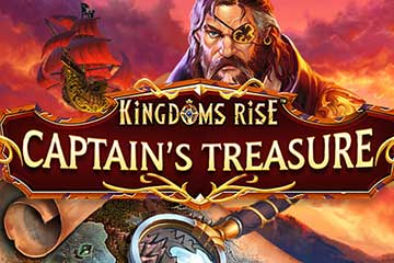 Kingdoms Rise Captains Treasure slot