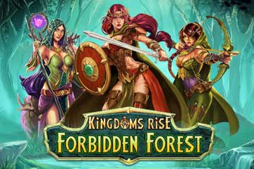 Kingdoms Rise Forbidden Forest slot
