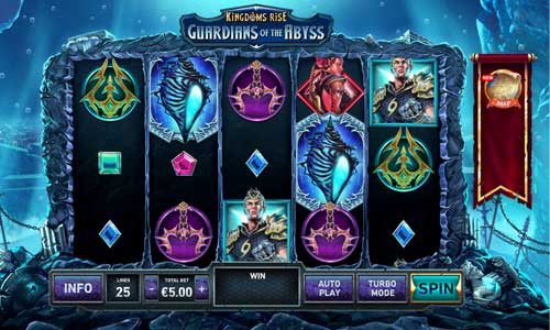 Guardians of the abyss slot review