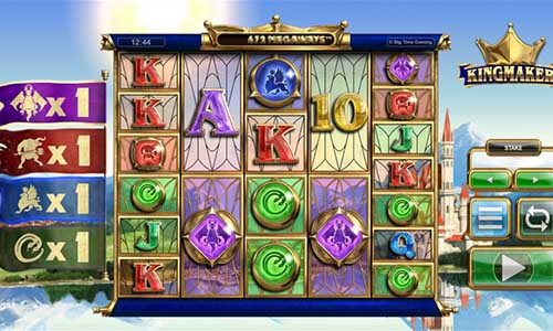 Kingmaker slot