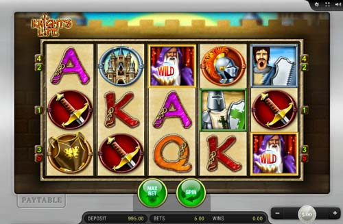 Knights Life slot free play demo