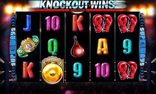 Knockout Wins slot