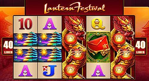 Lantern Festival slot