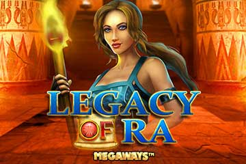 Legacy of Ra Megaways slot free play demo