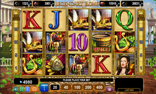 Fortune Spells Slots - Play EGT Games for Fun Online