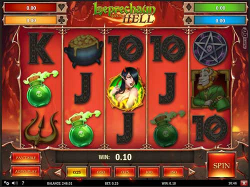 Leprechaun Goes to Hell slot
