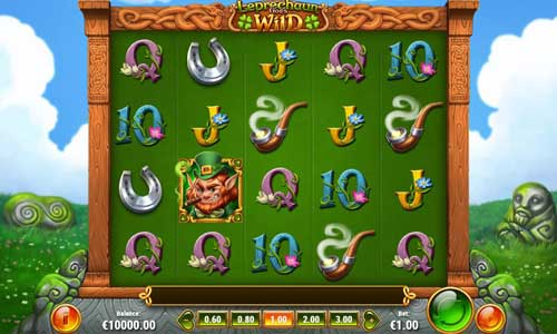 leprechaun goes wild slot review