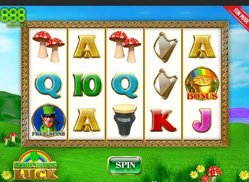 Leprechauns Luck slot free play demo