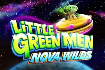 Little Green Men Nova Wilds slot