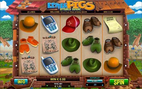 Little Pigs slot