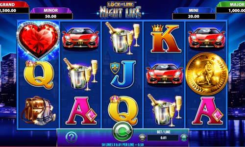 Lock it Link Nightlife slot