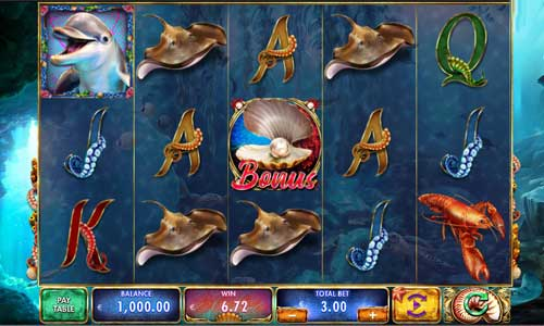 Loreleis Pearls slot