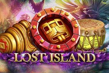 Lost Island slot free play demo