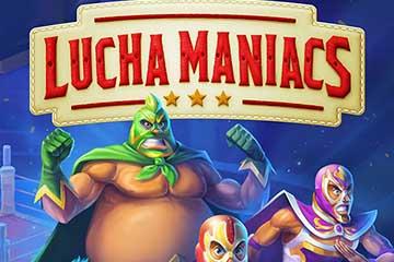 Lucha Maniacs slot free play demo