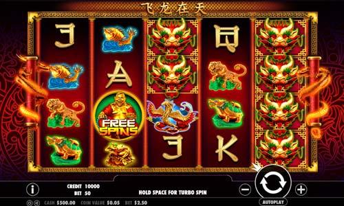 Lucky Dragons slot