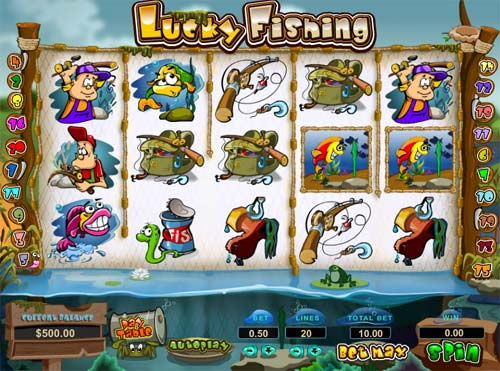 Lucky Fishing slot