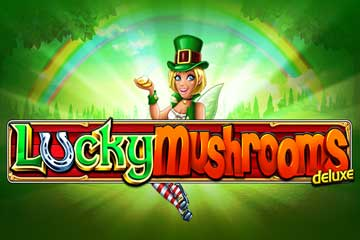 Lucky Mushrooms Deluxe slot