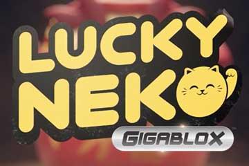 Lucky Neko Gigablox slot free play demo
