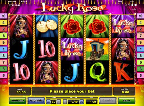 Lucky Rose slot