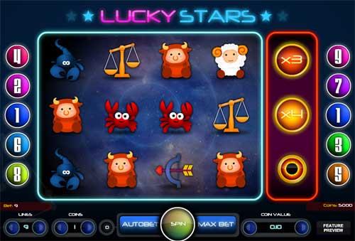 Lucky Stars screenshot