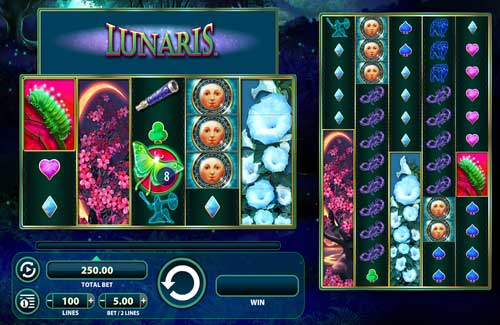 Lunaris slot