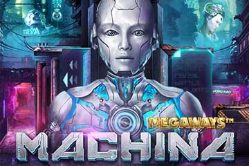 Machina Megaways slot free play demo