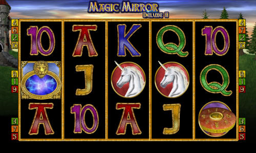 Magic Mirror Deluxe slot