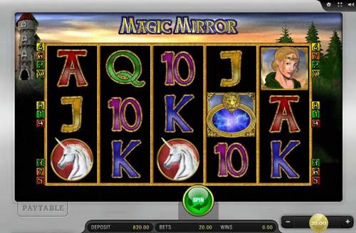 mirror magic free  game