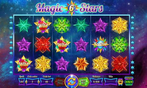 Magic Stars 6 slot