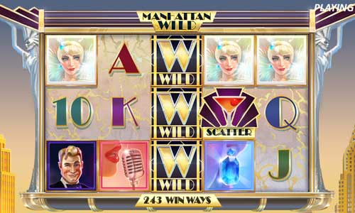 Manhattan Goes Wild slot