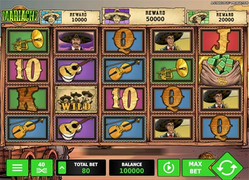 Mariachi Mayhem Slot - Try it Online for Free or Real Money