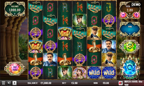 Mata Hari The Spy slot