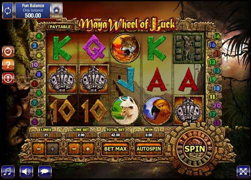 free online casino slot games for fun maya symbole
