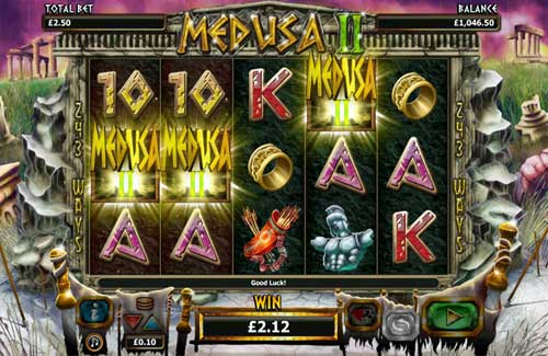 Medusa 2 NextGen Online Slots for Real Money - Rizk Casino